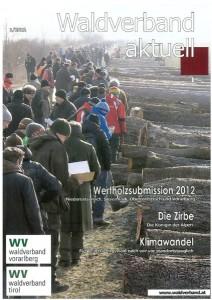 Ausgabe 1/2012 Tirol & Vorarlberg