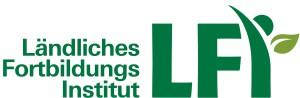 LFI Logo mit Schriftzug geschnitten