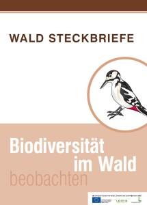 Wald Steckbriefe_Biodiversität im Wald beobachten