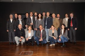 Der Ausschuss desTiroler Forstvereines nach den Neuwahlen 2016 R. Noichl, Tiroler FV