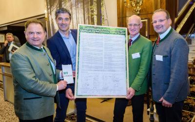 """Europäische Waldbesitzer üben heftige Kritik an EU- Waldstrategie – """"Wiener Deklaration"""" fordert EU-Kommission zu echtem Klimaschutz auf"""